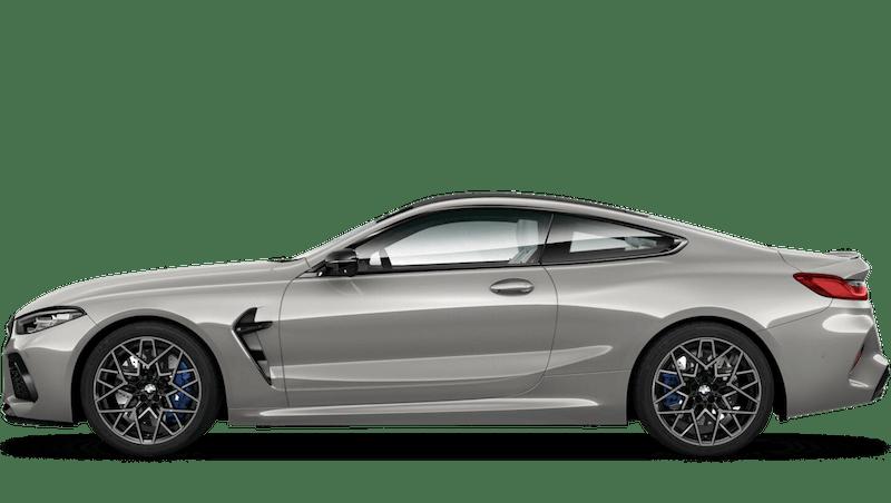Donington Grey BMW M8 Competition Coupé