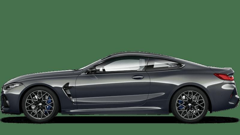 Dravit Grey (Metallic) BMW M8 Competition Coupé