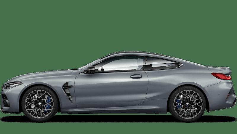 Frozen Bluestone (Metallic) BMW M8 Competition Coupé