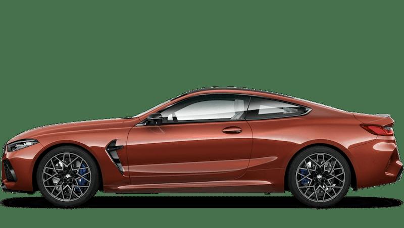 Motegi Red (Metallic) BMW M8 Competition Coupé