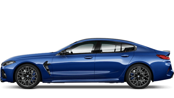 BMW M8 Competition Gran Coupe Entry