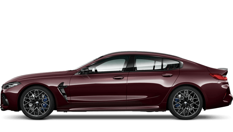 Ametrine (Metallic) BMW M8 Competition Gran Coupe