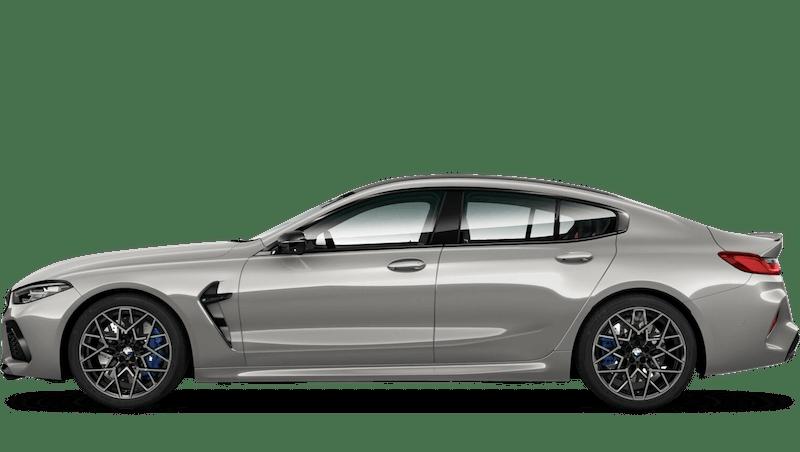 Donington Grey (Metallic) BMW M8 Competition Gran Coupe