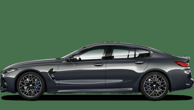 Dravit Grey (Metallic) BMW M8 Competition Gran Coupe