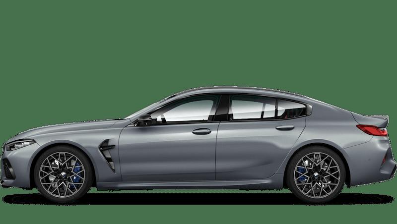 Frozen Bluestone (Metallic) BMW M8 Competition Gran Coupe