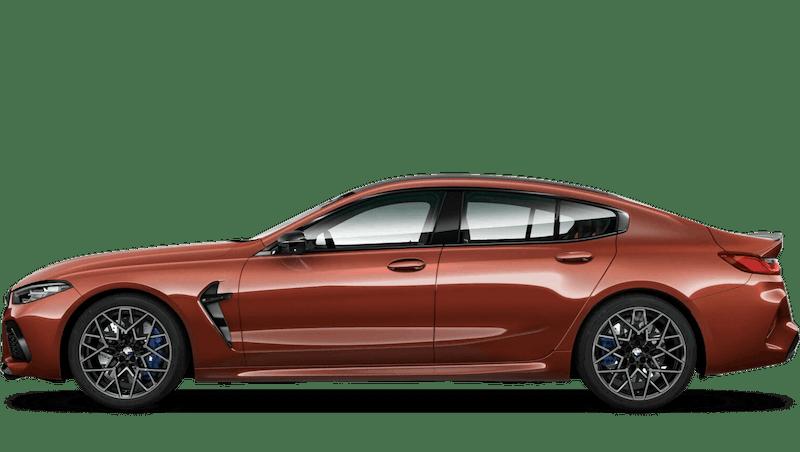 Motegi Red (Metallic) BMW M8 Competition Gran Coupe