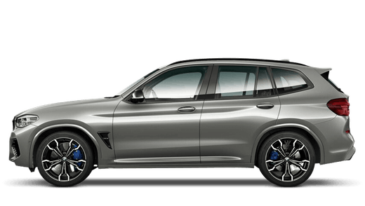 BMW X3 M Competition Brochure
