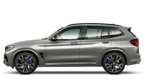BMW X3 M Competition Entry