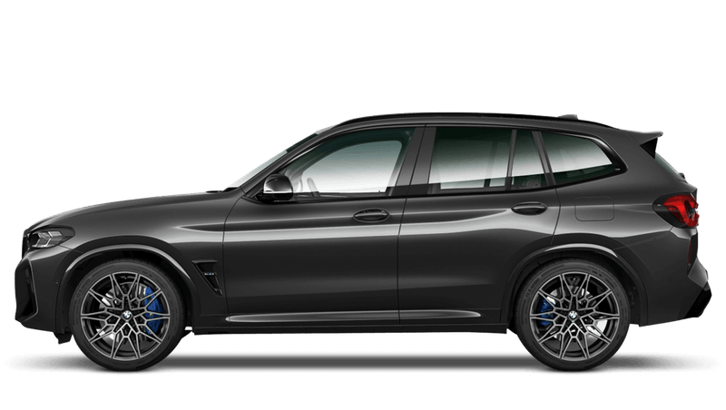 Sophisto Grey (Metallic) BMW X3 M Competition