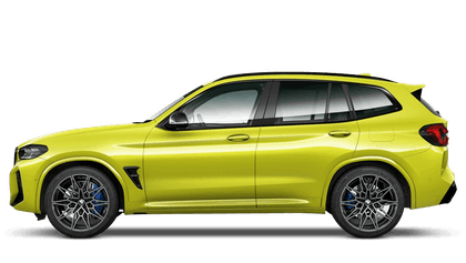 BMW X3 M Competition New
