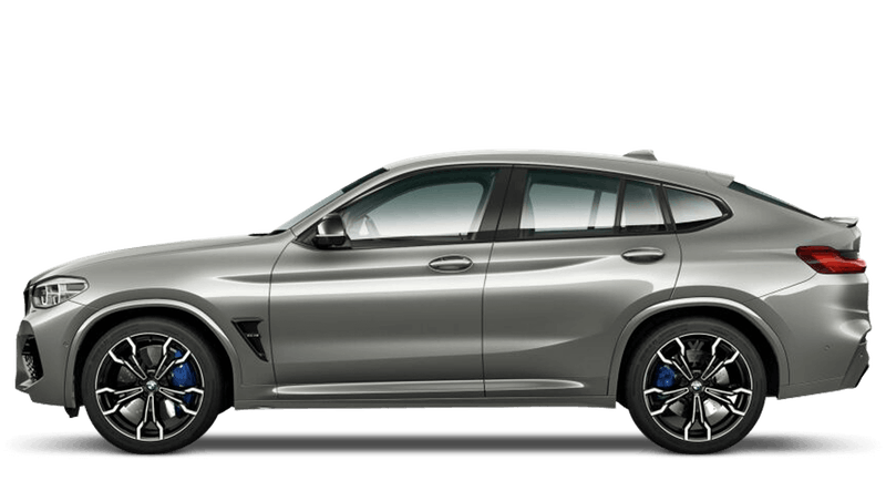 Donington Grey (Metallic) BMW X4 M Competition