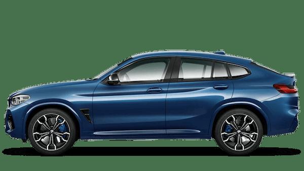 X4 M Competition Auto