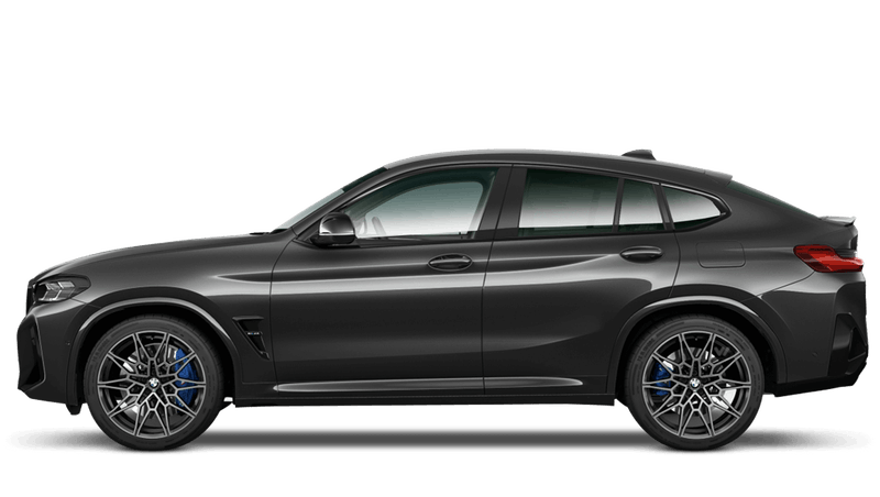 Sophisto Grey (Metallic) BMW X4 M Competition
