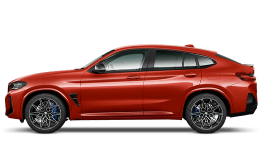 BMW X4 M Competition Brochure