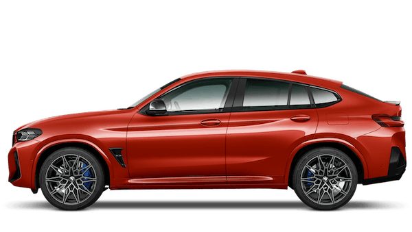 BMW X4 M Competition Entry