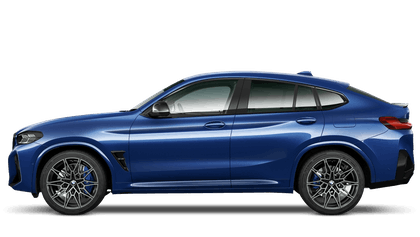 BMW X4 M Competition New