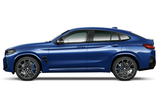 New BMW X4 M Competition Brochure