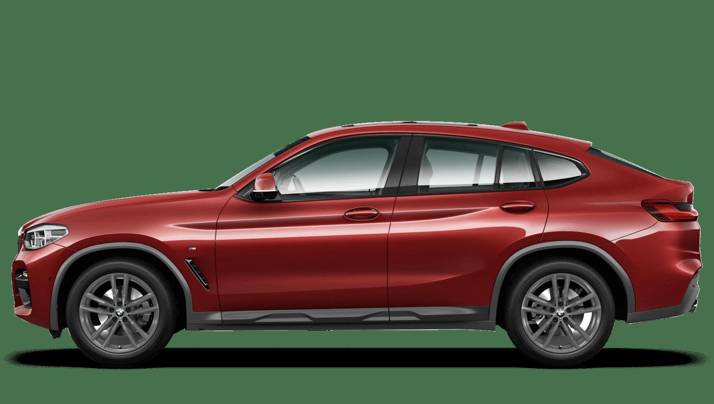 BMW X4 M Sport X