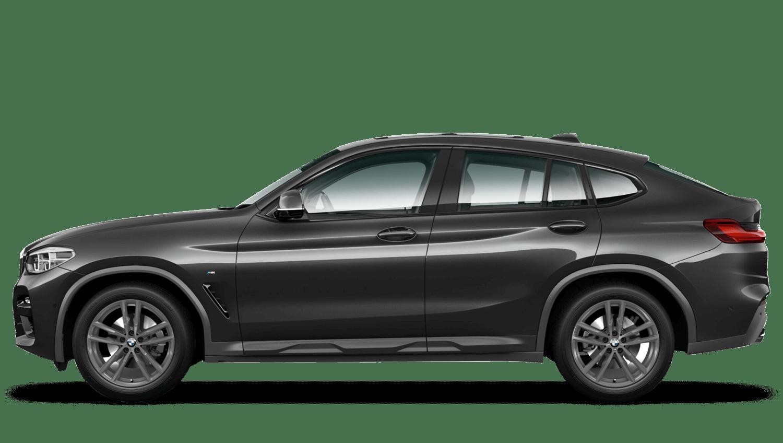 Sophisto Grey (Metallic) BMW X4