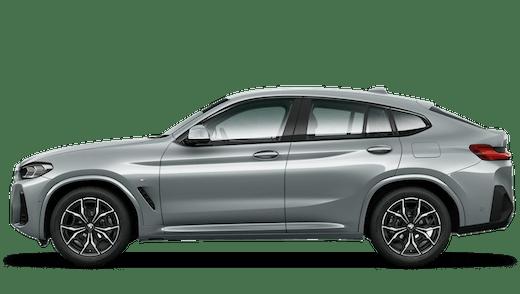 New BMW X4 Brochure