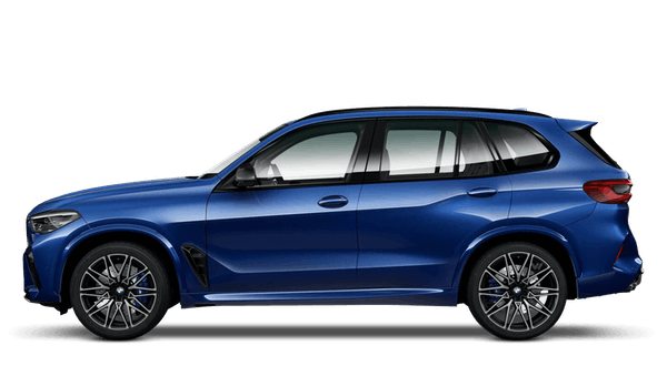 BMW X5 M Competition Entry