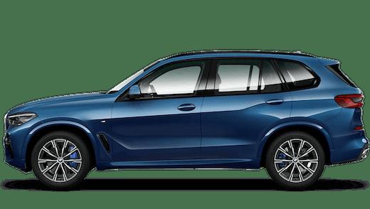 BMW X5 Brochure