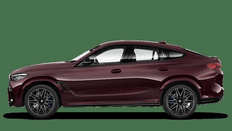 Ametrine (Metallic) BMW X6 M Competition