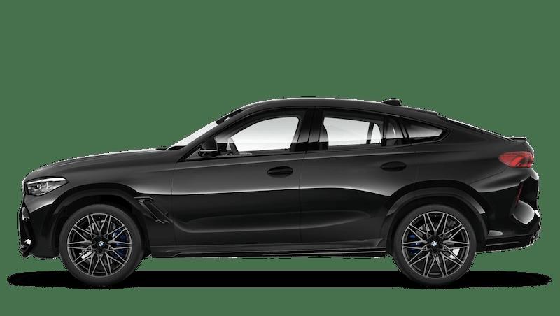 Black Sapphire (Metallic) BMW X6 M Competition