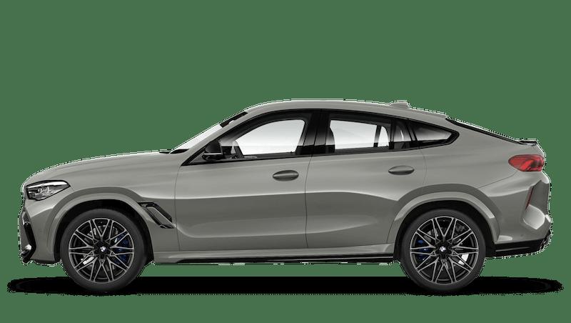 Donington Grey (Metallic) BMW X6 M Competition