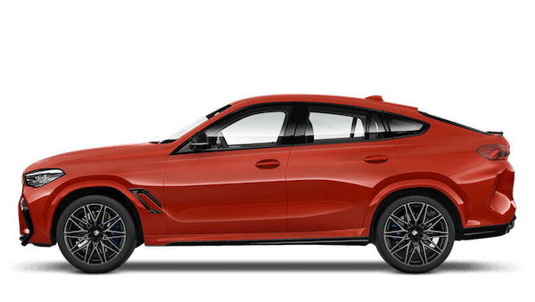 BMW X6 M Competition Entry