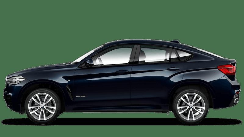 Azurite Black (Individual Paint) BMW X6