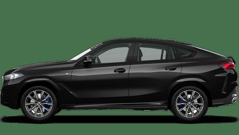 Black Sapphire (Metallic) BMW X6