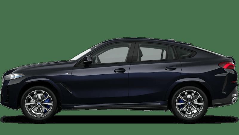 Carbon Black (Metallic) BMW X6