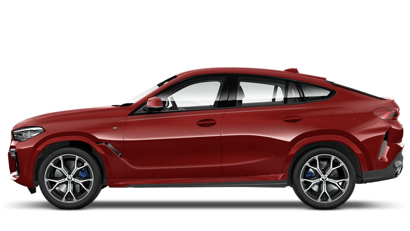 Flamenco Red (Xirallic) BMW X6