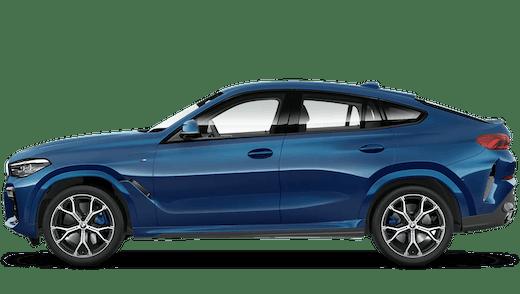 BMW X6 Brochure