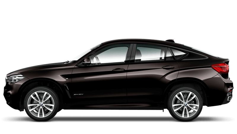 Ruby Black (Individual Paint) BMW X6