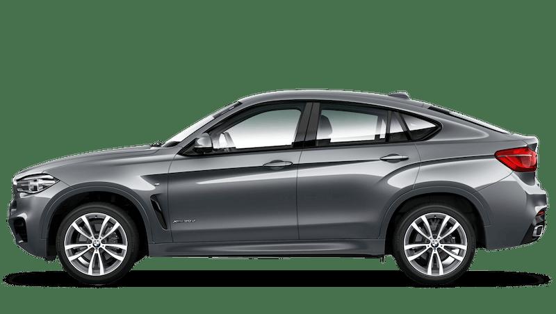 Space Grey (Metallic) BMW X6