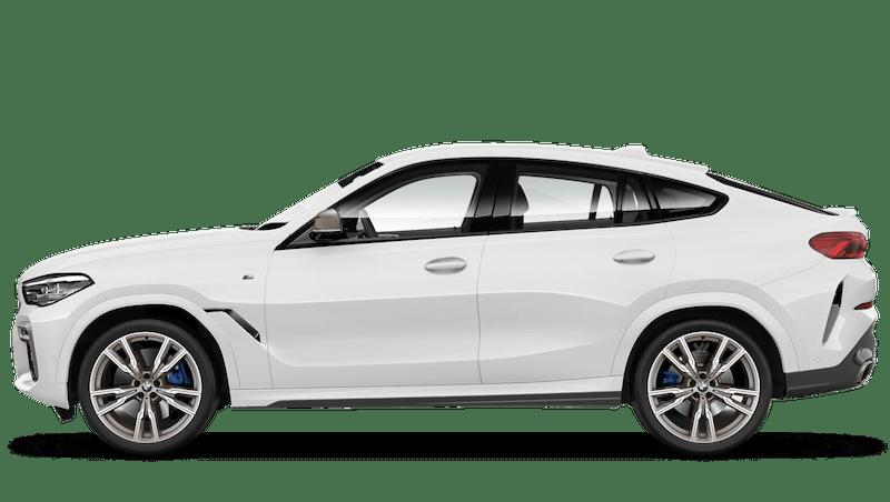 Alpine White (Solid) BMW X6