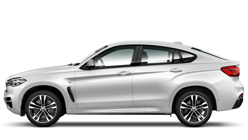 Pearl Silver (Individual Paint) BMW X6