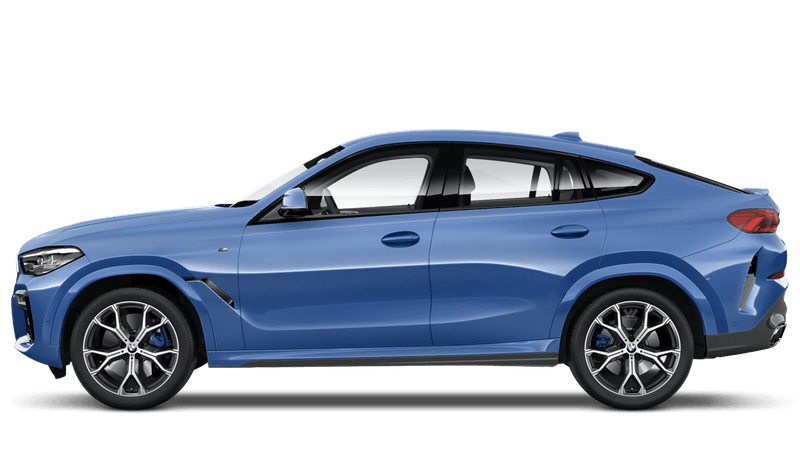 BMW X6 New M Sport