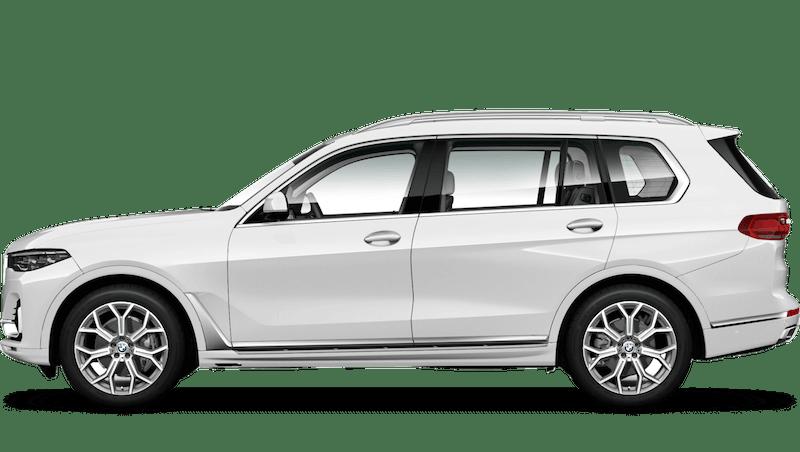 BMW X7 Entry