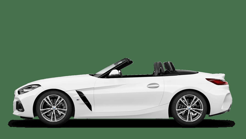 Alpine White (Solid) BMW Z4