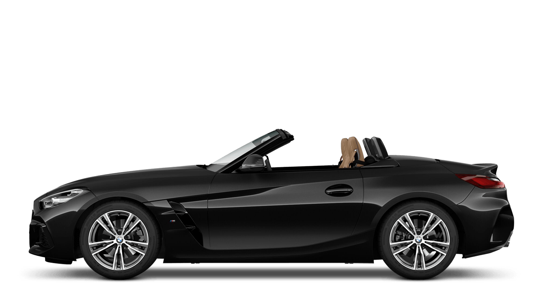 Black Sapphire (Metallic) BMW Z4