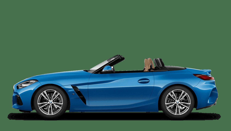 Misano Blue (Metallic) BMW Z4