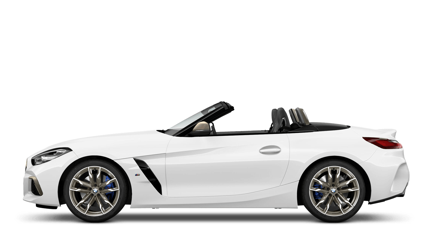 Alpine White (Solid) BMW Z4