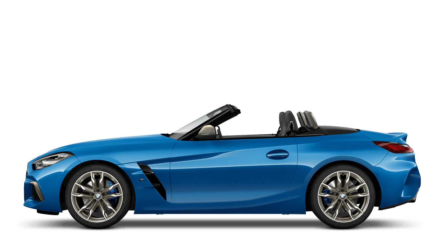 Misano Blue (Metallic) BMW Z4