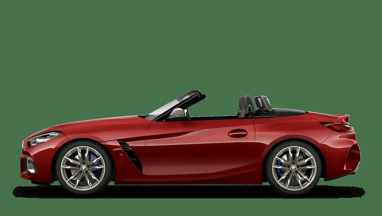 San Francisco Red (Metallic) BMW Z4