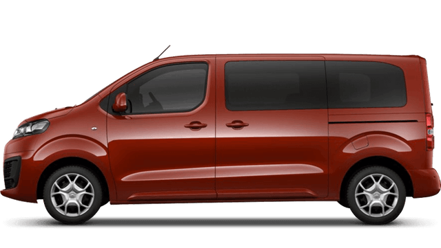 New Citroën SpaceTourer Feel MPV Offer