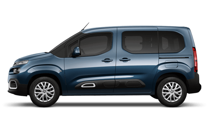 Deep Blue New Citroen Berlingo