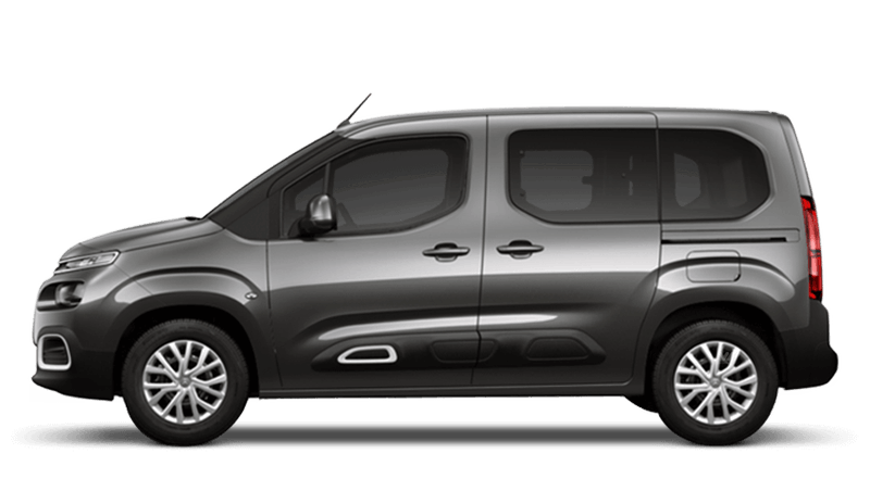 Platinum Grey (Metallic) New Citroen Berlingo